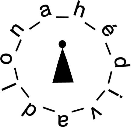 Nahé divadlo - logo